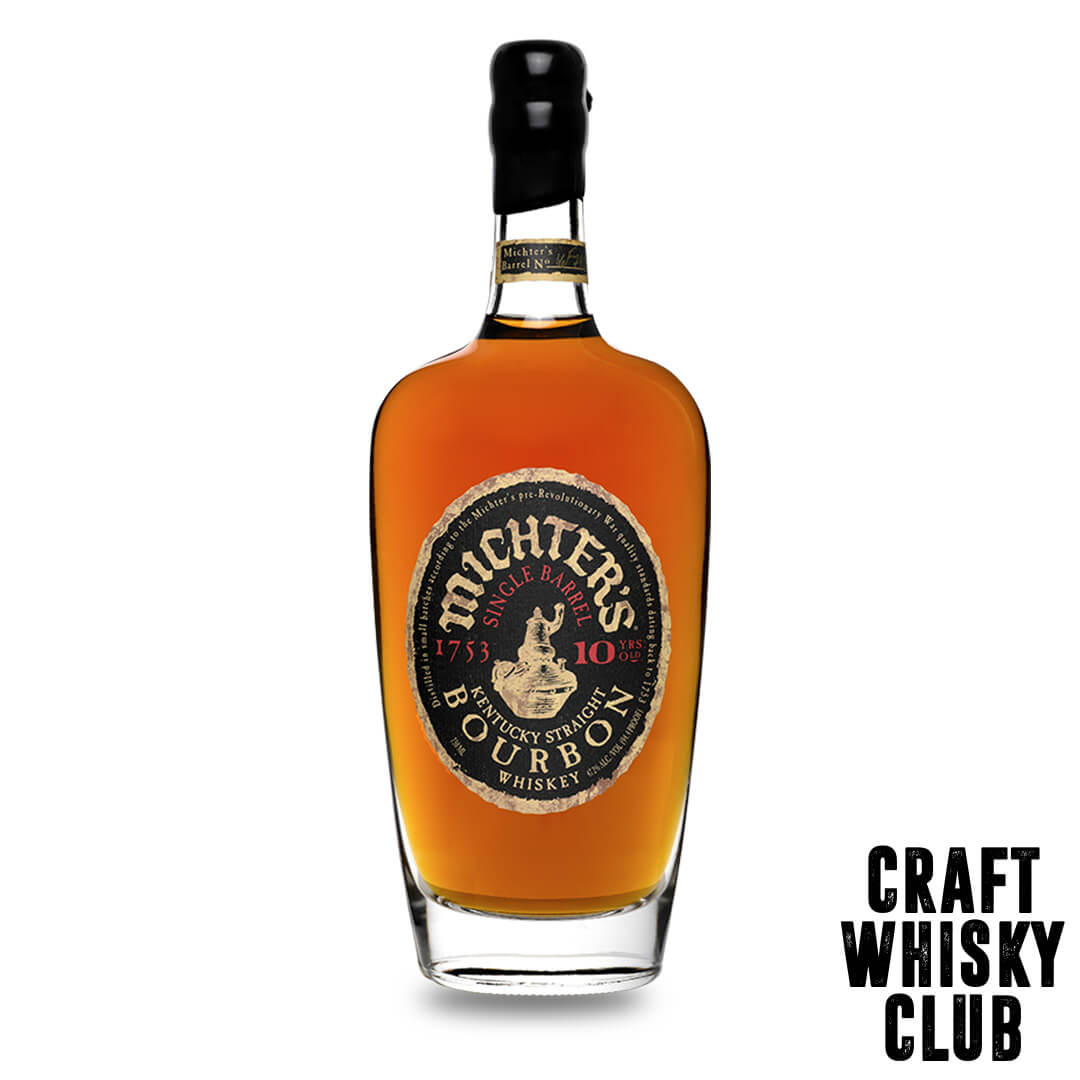 Michters 10yo bourbon