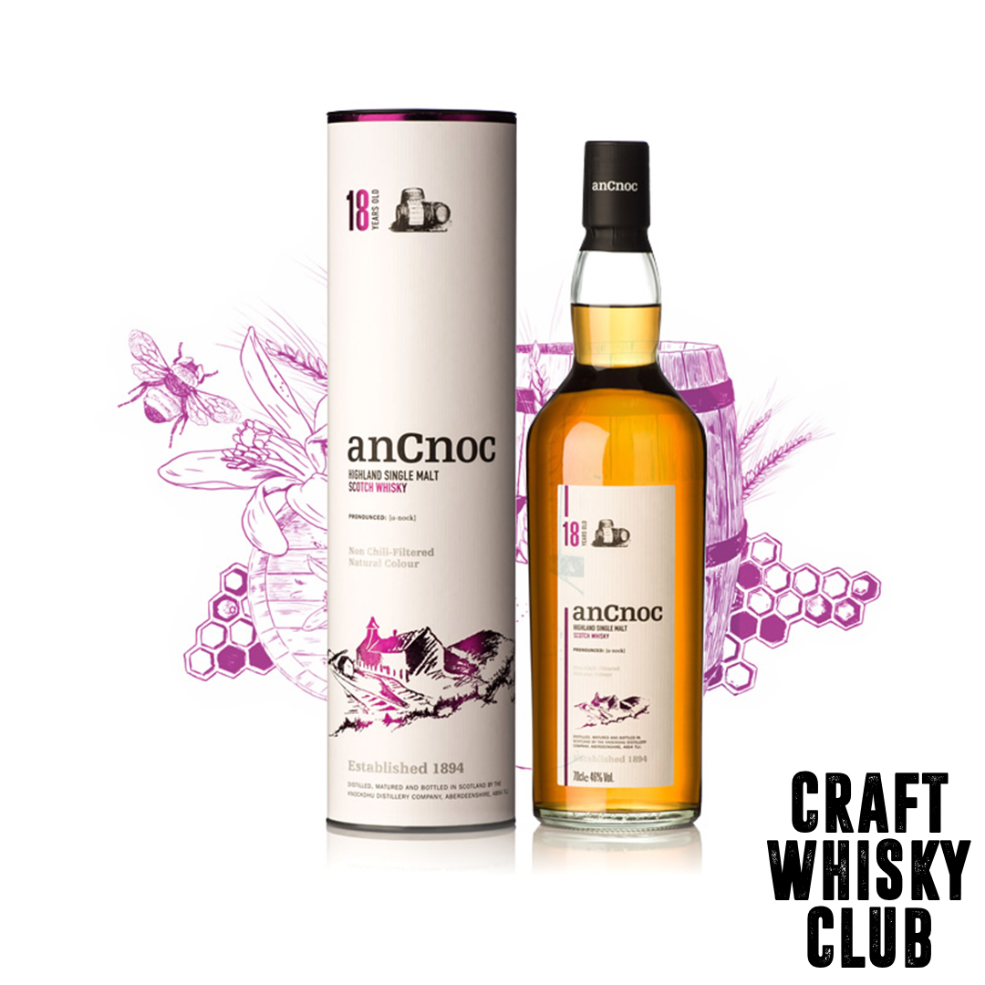 Ancnoc single malt 18yo
